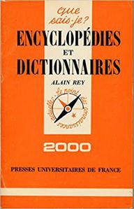 Image de Encyclopédies et dictionnaires