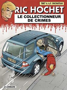 Image de Ric Hochet Tome 68 - Le collectionneur de crimes