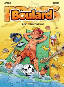 Image de Boulard Volume 7, En mode vacances