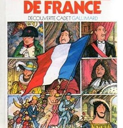 Image de la catégorie Histoire de France - B.D.