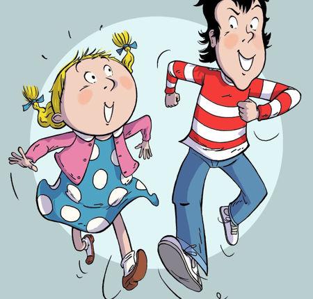 Image de la catégorie Tom-Tom et Nana