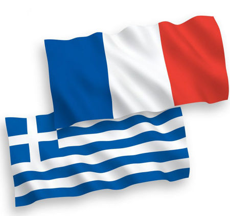 Image de la catégorie Français - Grec