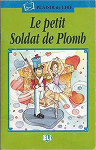 Image de Le petit soldat de plomb - Plaisir de lire vert