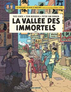 Image de Blake & Mortimer - La vallée des immortels, Volume 1, Menace sur Hong Kong