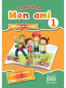 Image de Le nouveau Mon Ami 1 - livre de l'élève et Cahier d'exercices