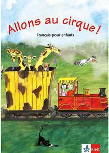 Image de Allons au cirque ! - Livre de l'élève