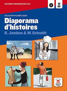 Image de Diaporama d'histoires (DELF A1/A2 avec cd audio)