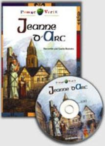 Image de Jeanne d'Arc - Pomme Verte niveau 2 livre avec CD audio