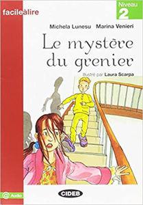 Image de Le mystère du grenier - Pomme Verte niveau 2 livre avec CD audio