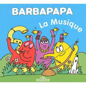 Image de Barbapapa - La musique (La petite bibliothèque de Barbapapa)