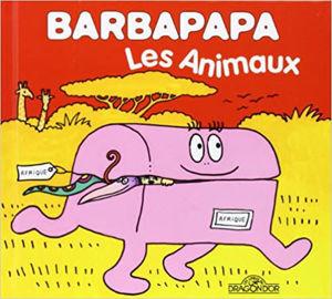 Image de Barbapapa - Les animaux (La petite bibliothèque de Barbapapa)