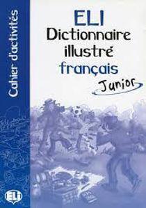 Image de Dictionnaire illustré - Français Junior - activités