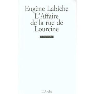 Image de L'Affaire de la rue de Lourcine