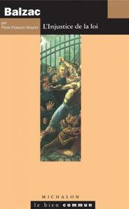 Image de L'Injustice de la Loi de Balzac