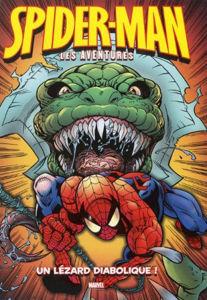 Image de Spider-man les aventures tome 3 - Un lézard diabolique !