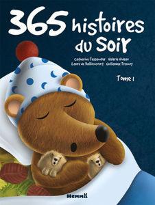 Image de 365 histoires du soir - tome 1