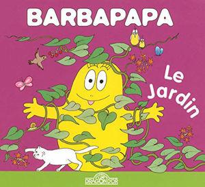 Image de Barbapapa - Le jardin (La petite bibliothèque de Barbapapa)