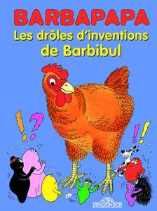 Image de Barbapapa BD - Les drôles d'inventions de Barbibul: deux aventures