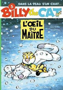 Image de Billy the cat 5 - L'oeil du maître