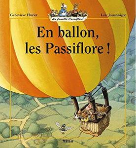 Image de En ballon. les Passiflore!