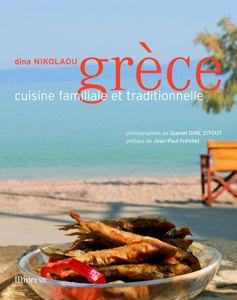 Image de Grèce, cuisine familiale et traditionnelle