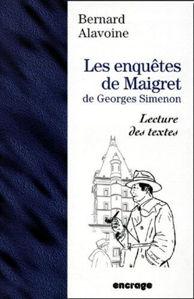 Image de Les Enquêtes de Maigret de Georges Simenon. Lecture des Textes