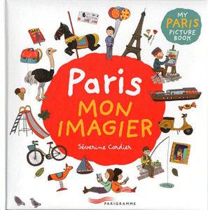 Image de Paris mon imagier - My Paris picture book