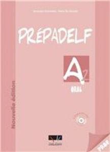 Image de Prépadelf A2 - oral - Professeur (avec CD inclus)
