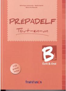 Image de Prépadelf B1 - écrit - Professeur