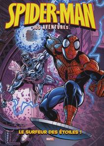 Image de Spider-man les aventures tome 4 - Le surfeur des étoiles !