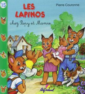 Image de Les lapinos chez Papy et Mamie