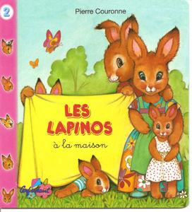 Image de Les lapinos à la maison