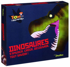 Image de Dinosaures - Créer, s'amuser, tout savoir!
