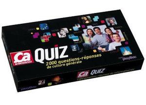 Image de Quiz - 2000 questions-réponses de culture générale