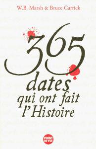 Image de 365 dates qui ont fait l'histoire