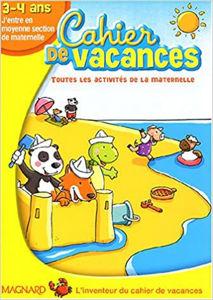 Image de Cahier de vacances. Toutes les activités de la maternelle.