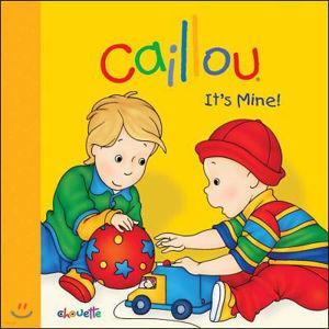 Image de Caillou - c'est à moi !