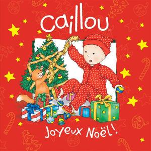 Image de Caillou – Joyeux Noël
