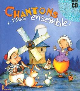 Image de Chantons tous ensemble (livre & CD audio)