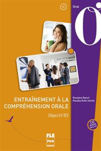 Image de Objectif B2 : entraînement à la compréhension orale